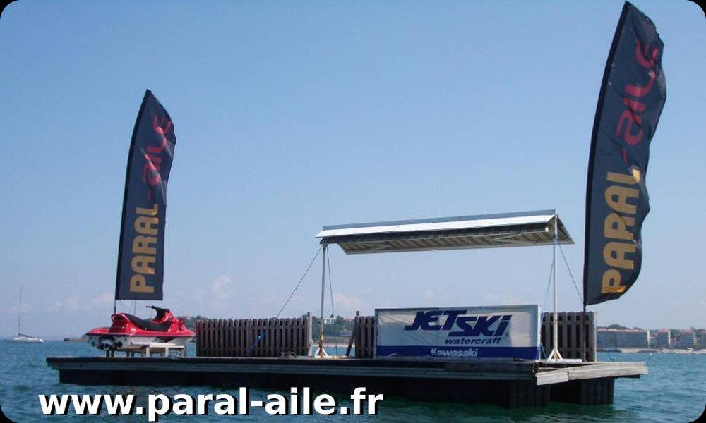 PARAL'aile water sports and leisure in the bay of Saint Jean de Luz-Ciboure-Socoa
